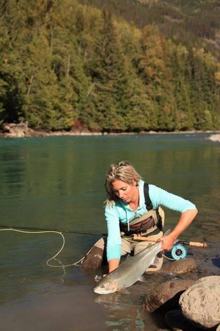 Нахлыст: ловля нахлыстом для начинающих, выбор шнура и подлеска, катушки и других снастей для рыбалки
