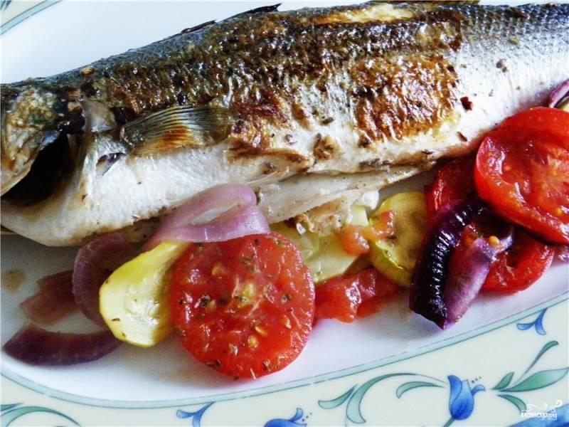 Приготовление сибаса в духовке: секреты средиземноморской кухни