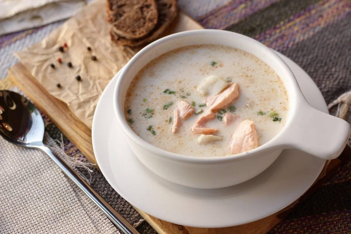 Сливочный суп (55 рецептов с фото) - рецепты с фотографиями на поварёнок.ру