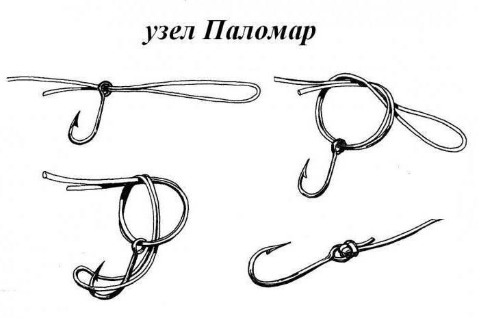 Как правильно вязать рыболовные узлы для крючков, поводков и снастей