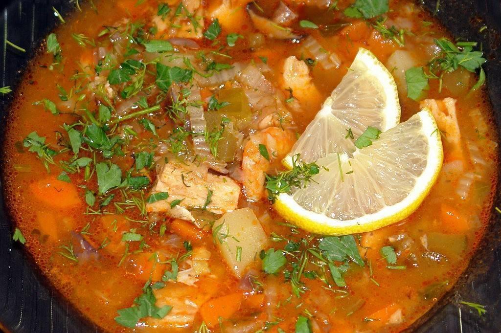 Солянка рыбная классическая: рецепт, особенности приготовления и отзывы