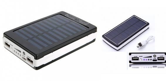 Power bank на солнечных батареях — мифы и реальность