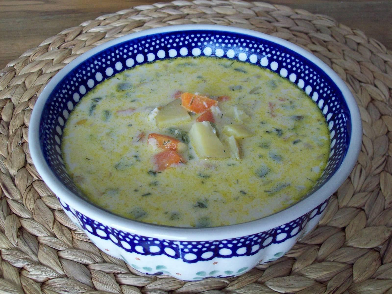 Рыбный суп из консервов сайры, горбуши: легкий рецепт с фото
