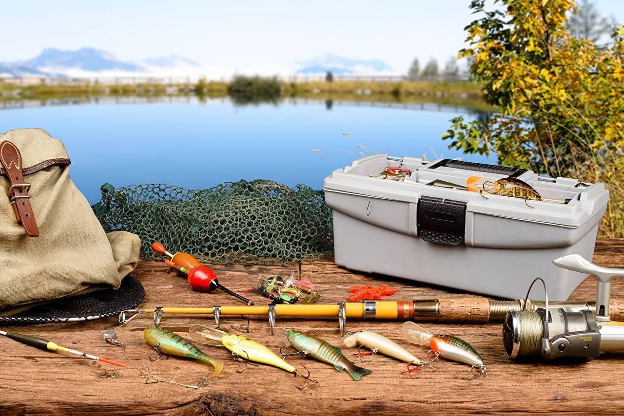Виды снастей для зимней рыбалки: удочки, кивки, приманки и наживки