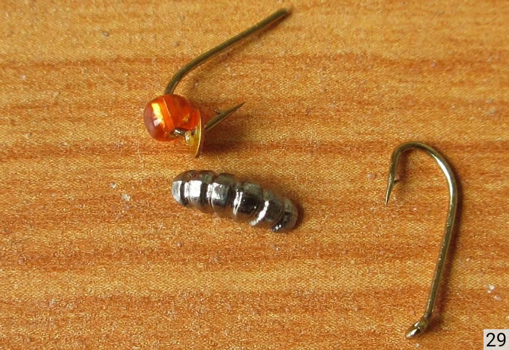 Самодельные мормышки из вольфрама для зимней рыбалки