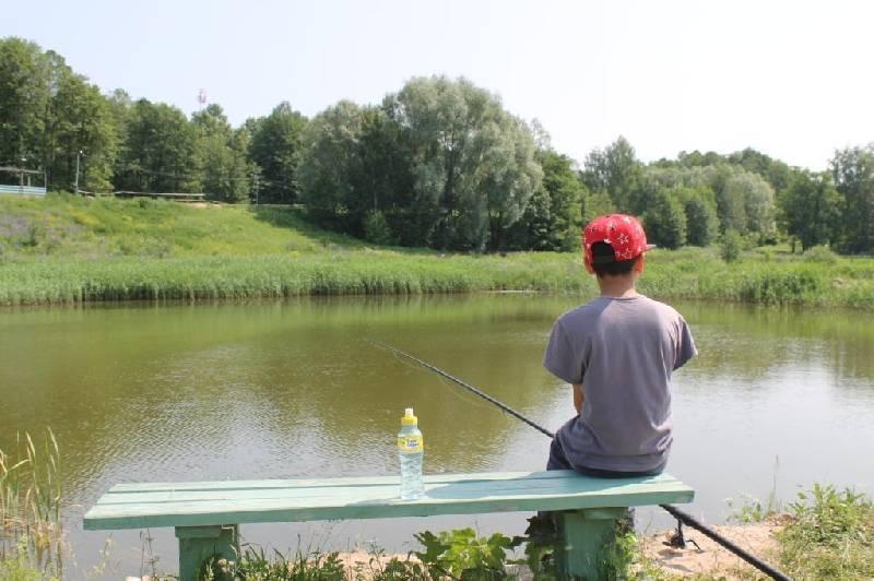 Рыбалка в Смоленской области: лучшие места на карте ТОП-10