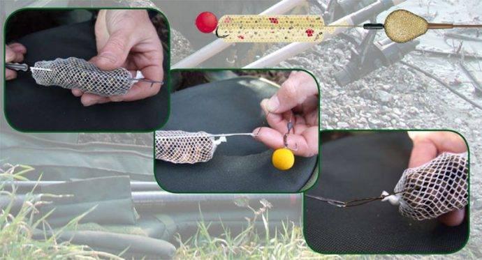 Дипы для рыбалки, изготовление своими руками для ловли леща, карпа и других рыб