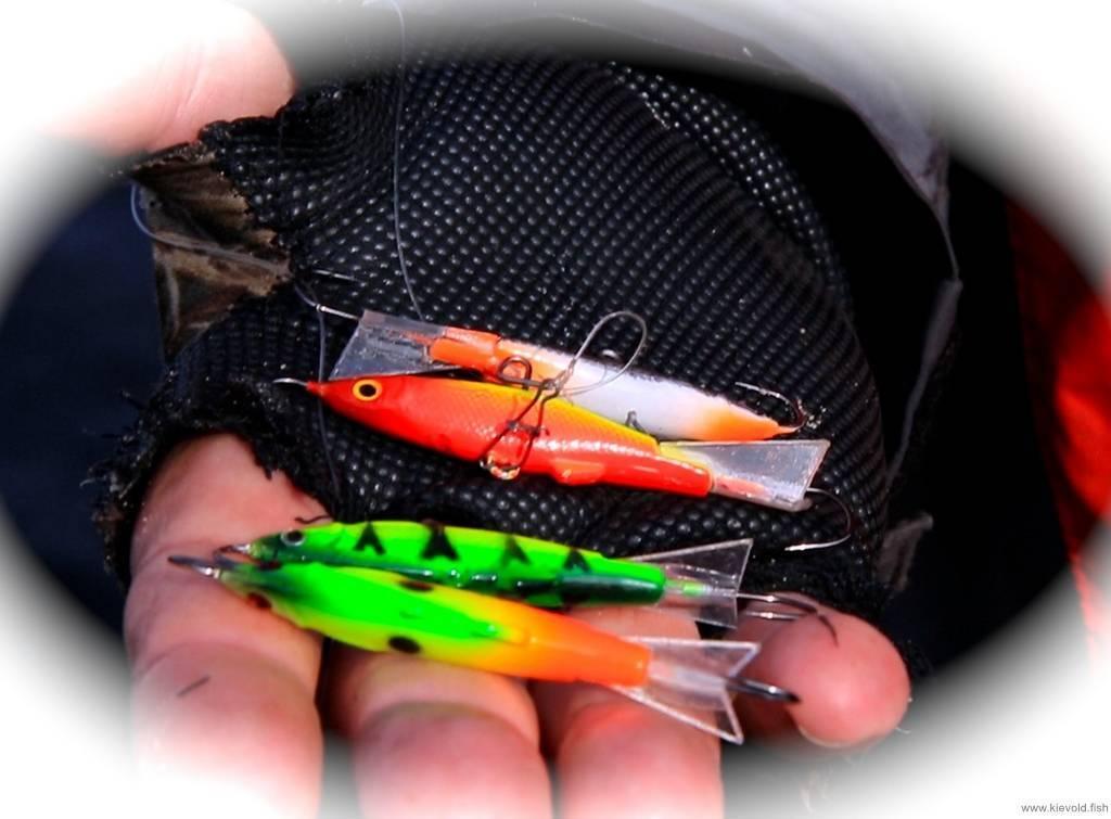 14 лучших балансиров для зимней рыбалки - рейтинг 2020