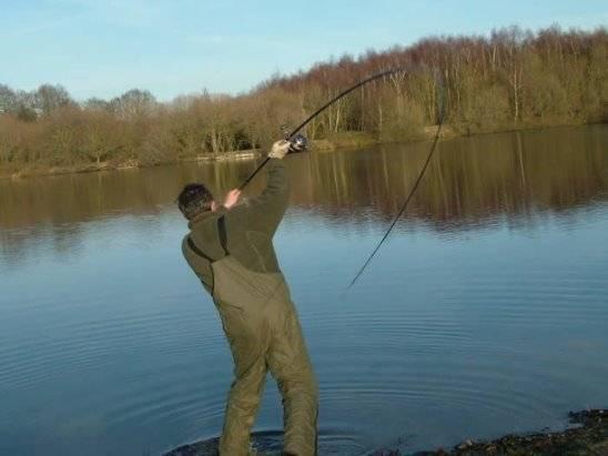 Фидерная ловля на течении — снасть и техника ловли - читайте на сatcher.fish
