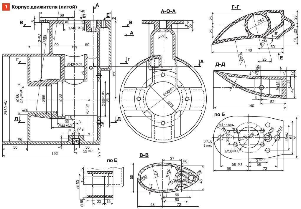 Как создать своими руками лодочный водометный движитель