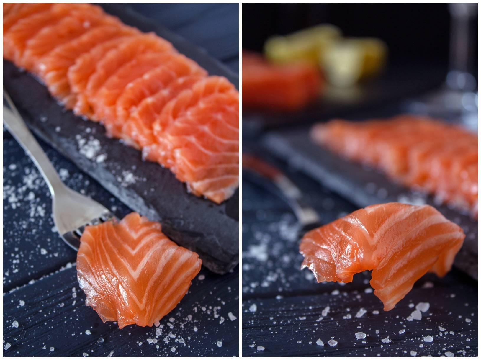 В чем разница между лососем и семгой?