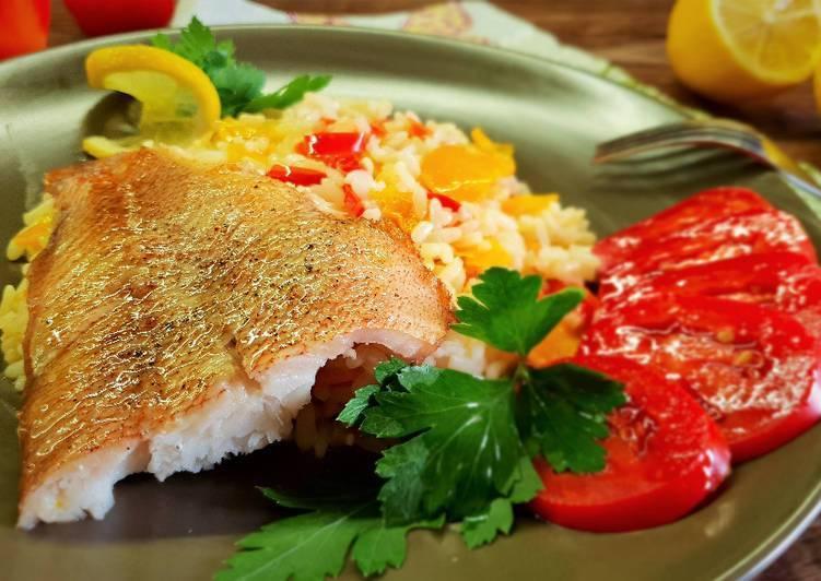 Какой гарнир подходит к рыбе и рыбным блюдам