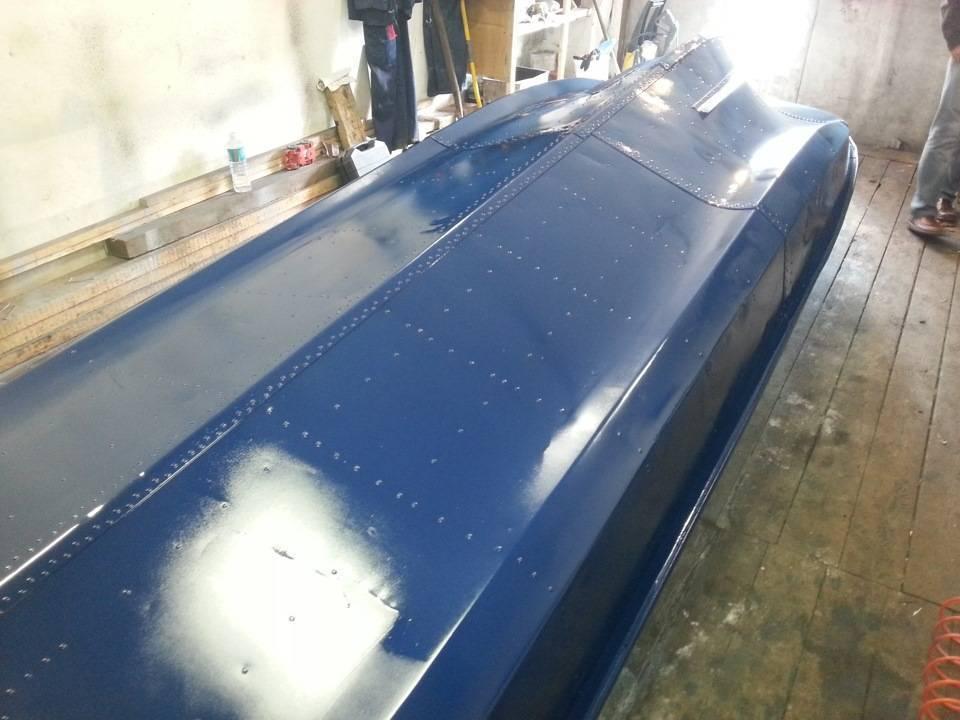 Как покрасить лодку из алюминия, дерева или пвх?