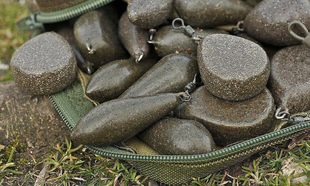 Изготовление грузил для рыбалки