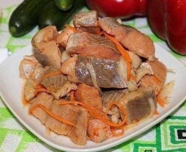 Хе из толстолобика: очень вкусные рецепты приготовления блюда в маринаде, в соевом соусе, классический