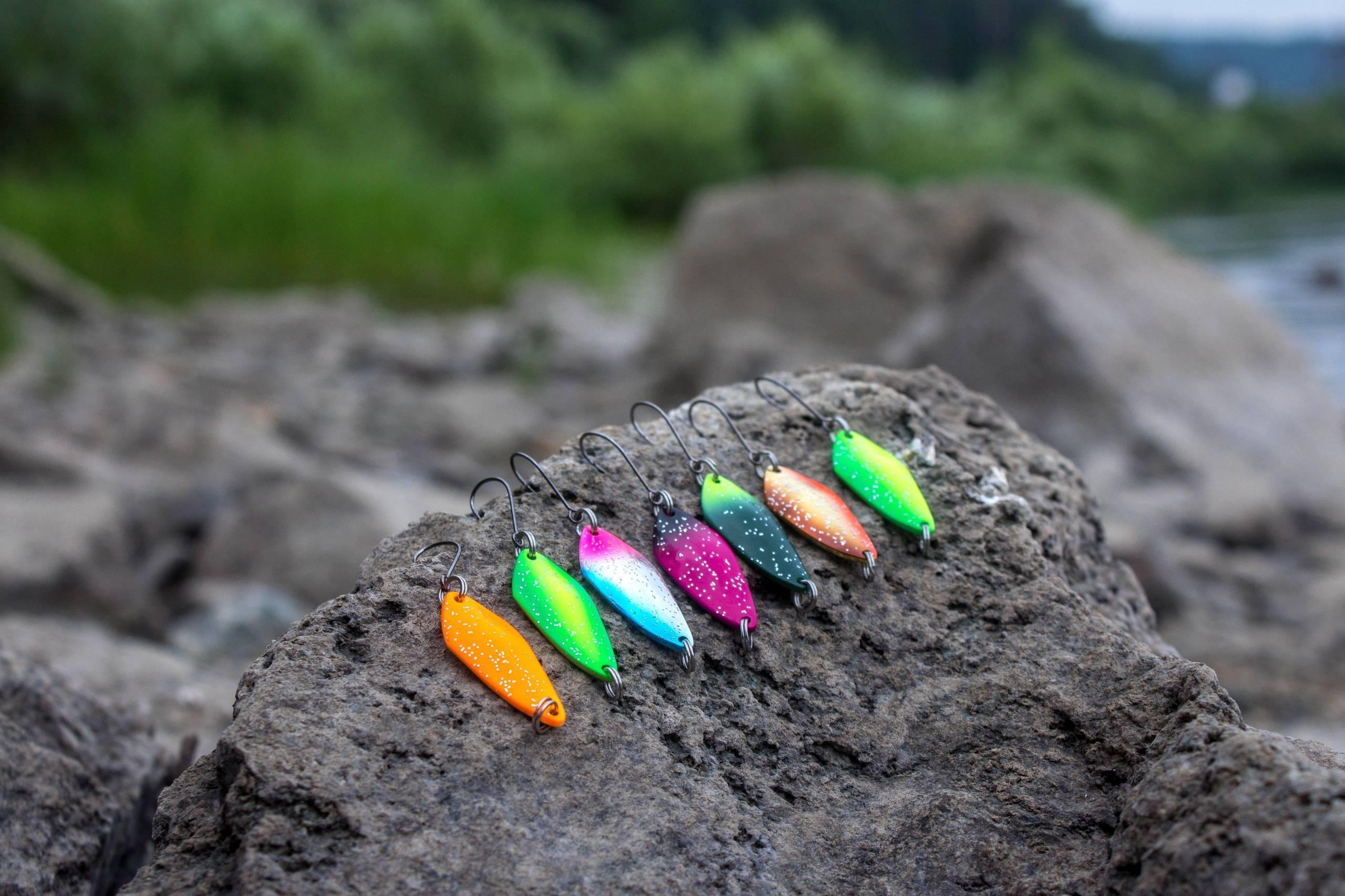 Топ 10 приманок для ловли прудовой форели в 2019 году