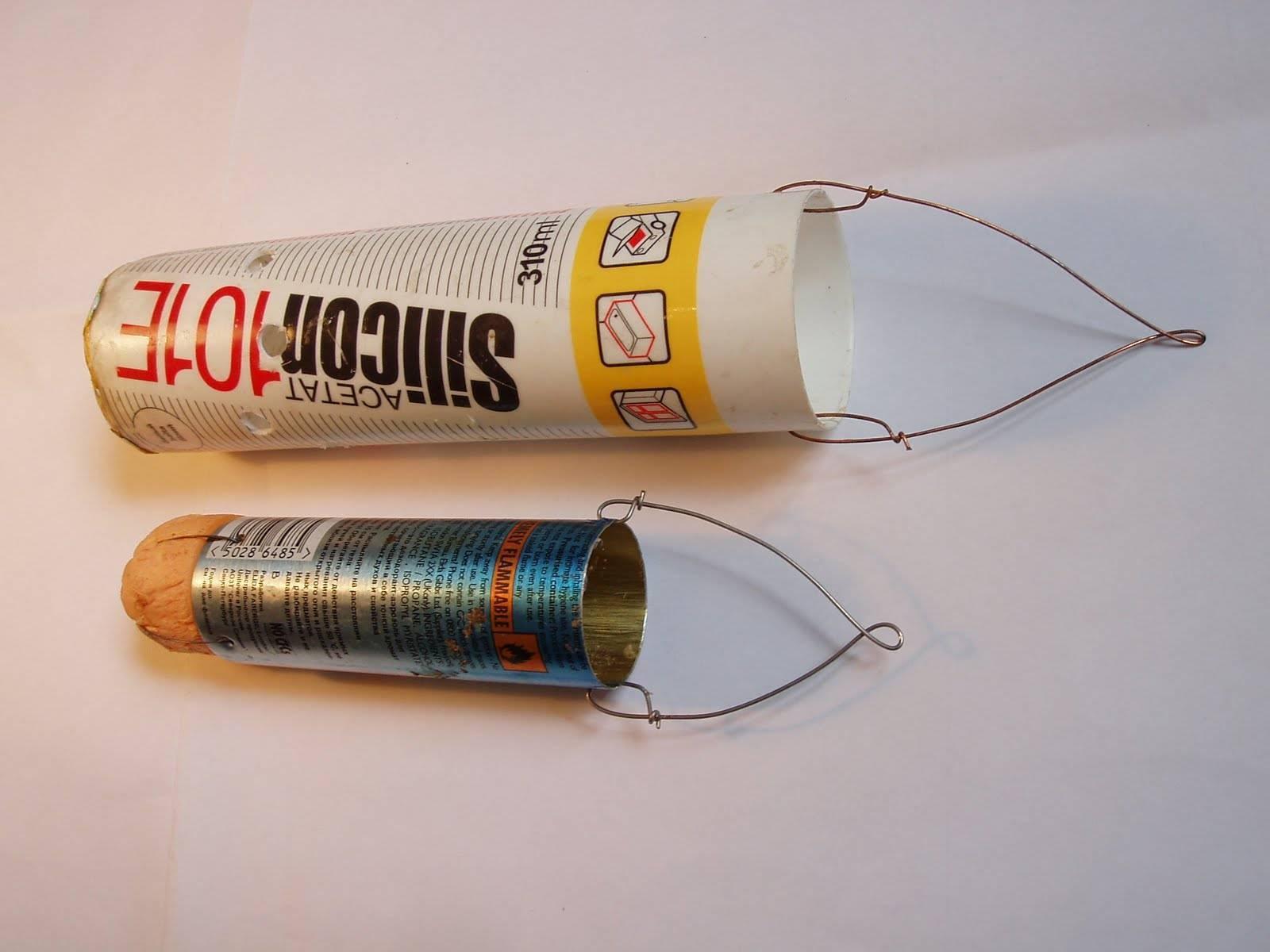 Ракета для прикормки карпа своими руками