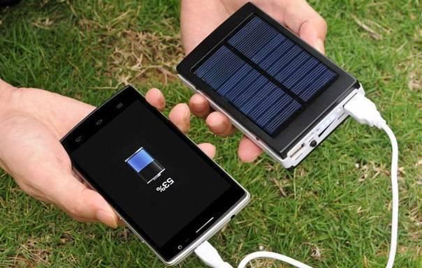 Power bank на солнечных батареях – топ-8 популярных и недорогих моделей