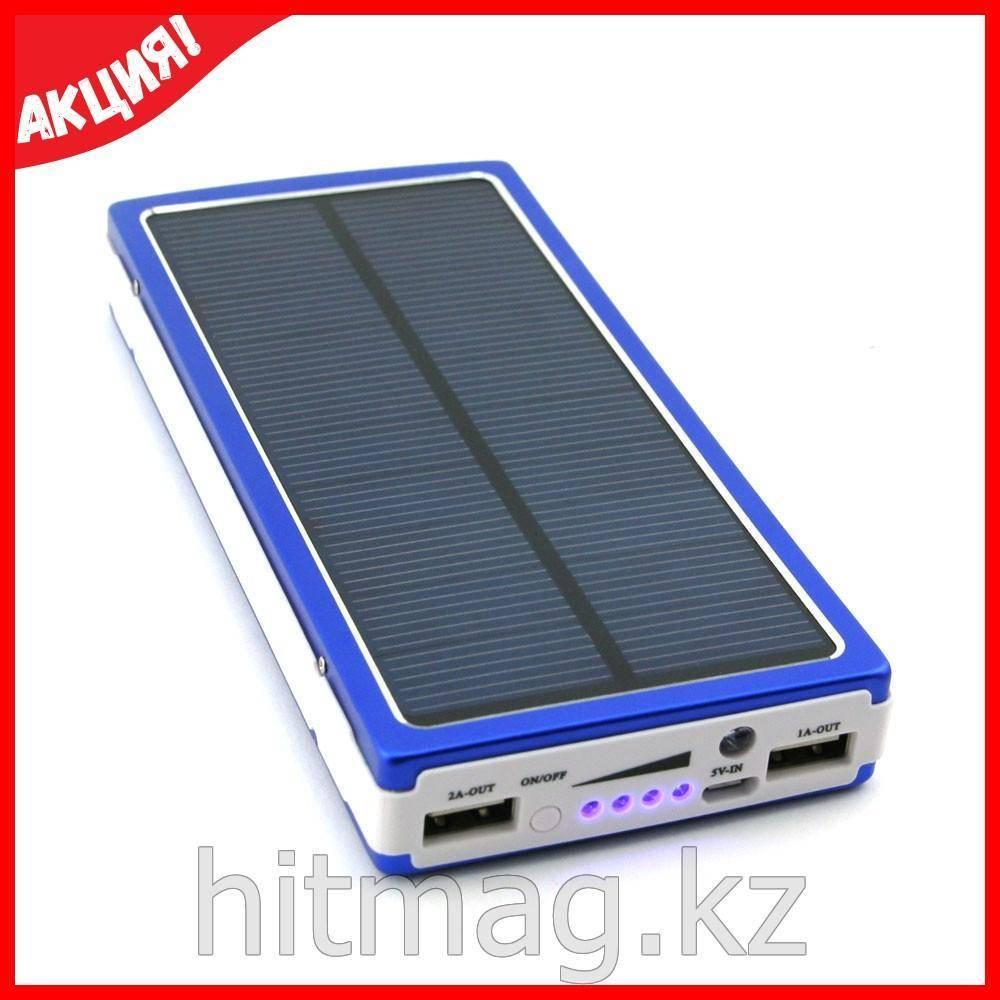 Встроенная солнечная панель никогда не зарядит power bank