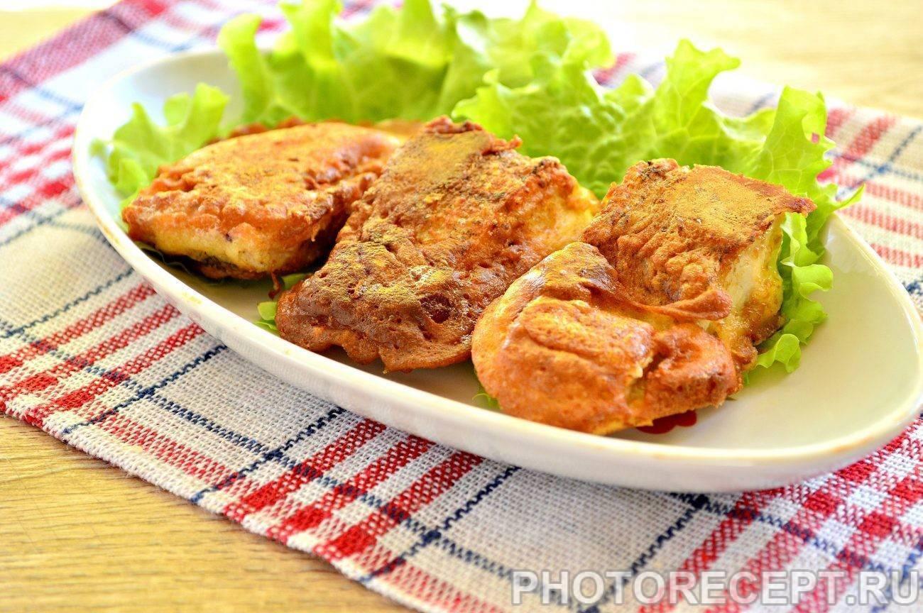 Жарим филе щуки на сковороде - простые пошаговые рецепты с фотографиями