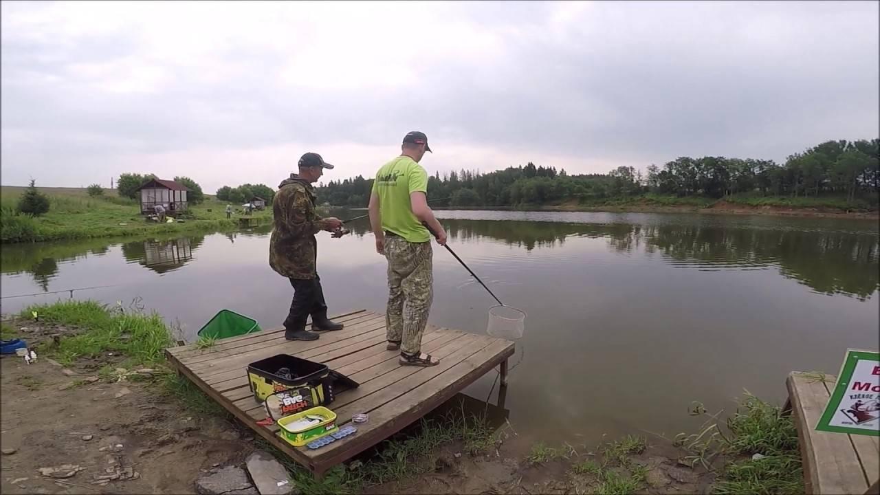 Места рыбалки - дмитровское шоссе