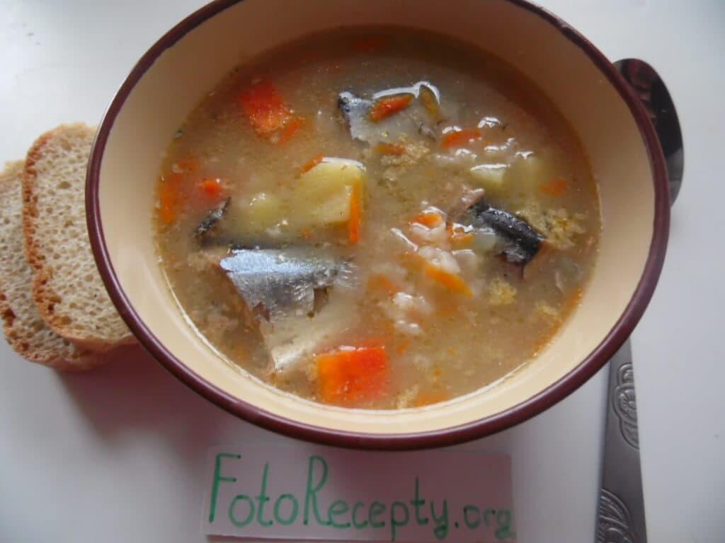 Как сварить суп из консервов сайры с картошкой - 5 вкусных рецептов