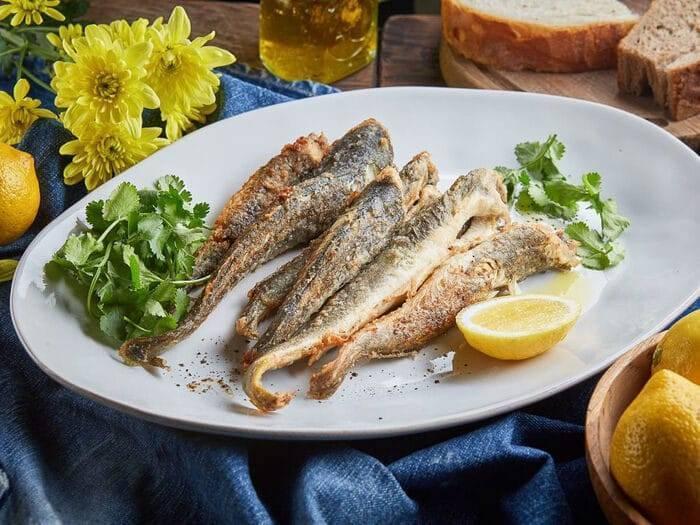 Блюда из рыбы лемонема — рецепты приготовления