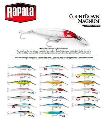 Rapala CountDown Magnum