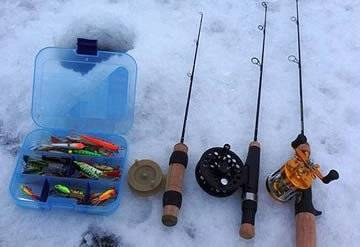 Готовим снасти к зимней подледной рыбалке