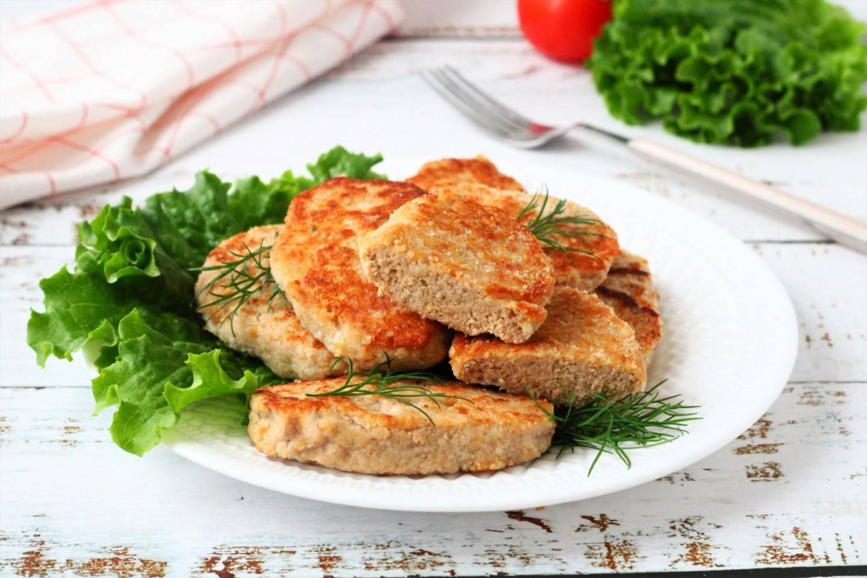 Рыбные котлеты — 10 очень вкусных рецептов