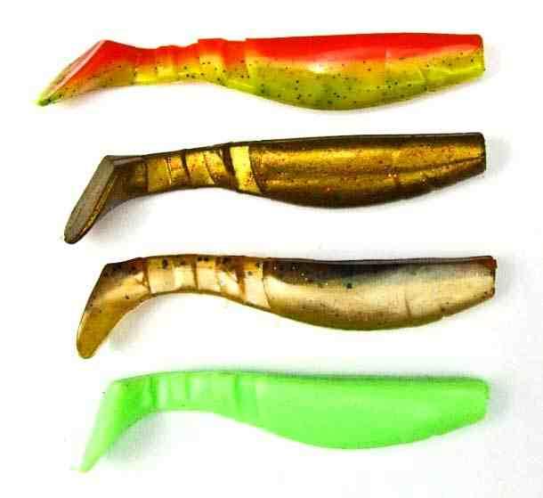 Виброхвост на щуку: 10 лучших моделей, как правильно ловить, особенности проводки приманки