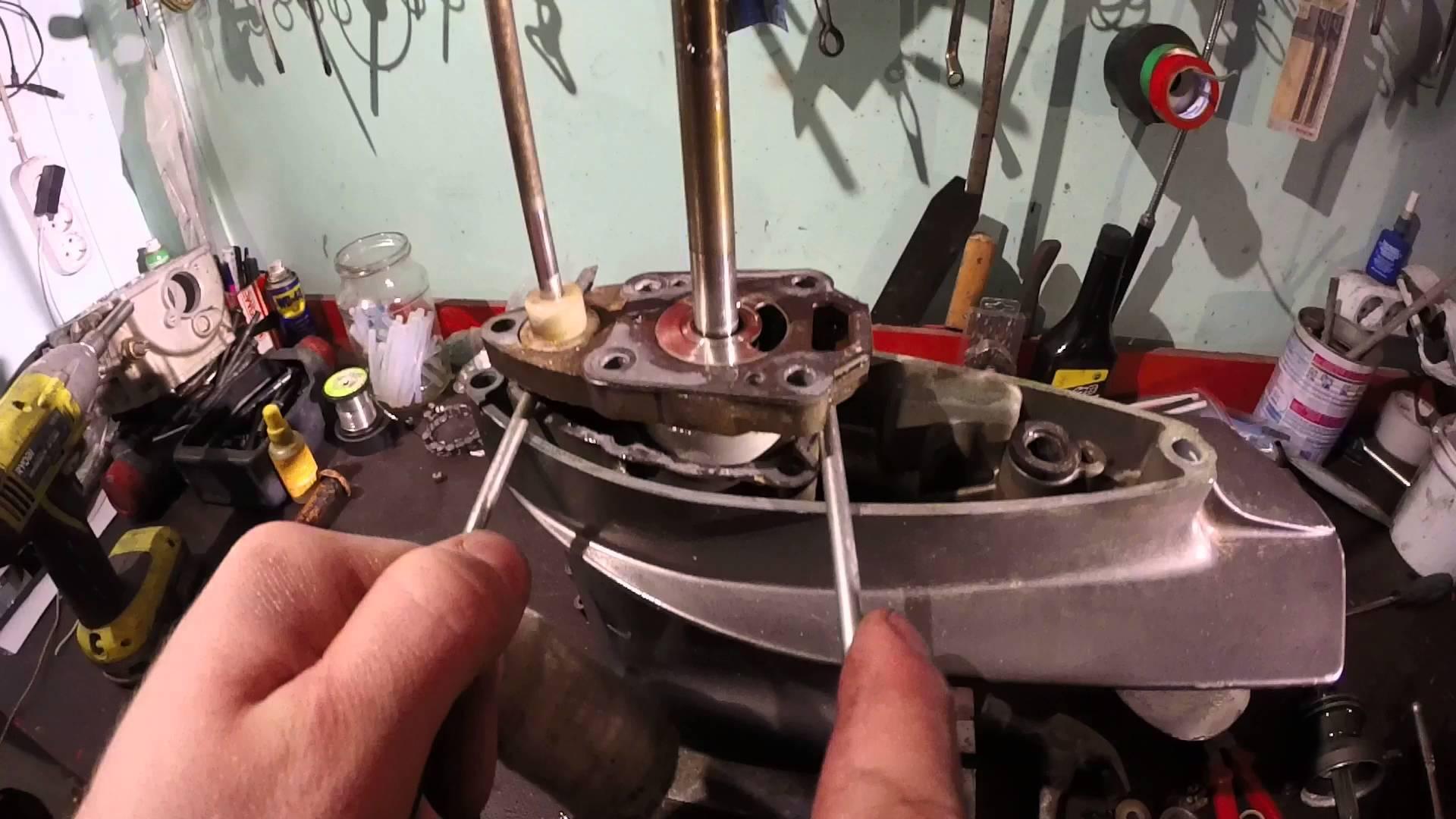 Эксплуатация лодочного мотора без ремонта
