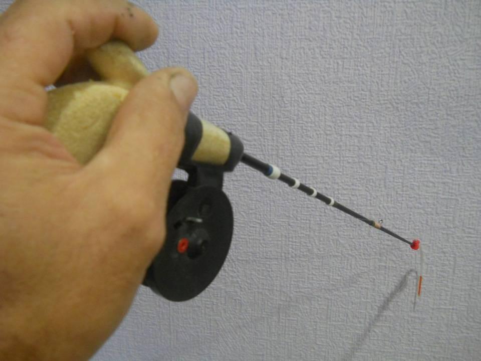 Зимняя удочка для блеснения окуня: принцип действия и изготовление своими руками | berlogakarelia.ru