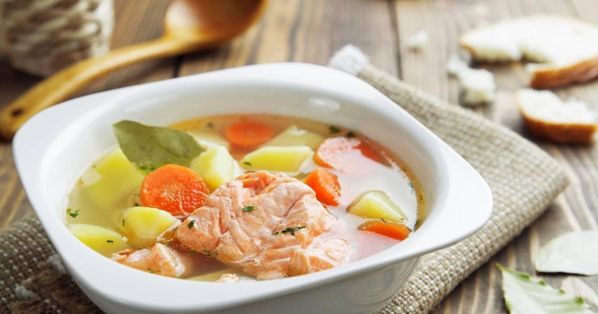 Суп из горбуши замороженной - эликсир молодости и здоровья для всей семьи: рецепт с фото и видео