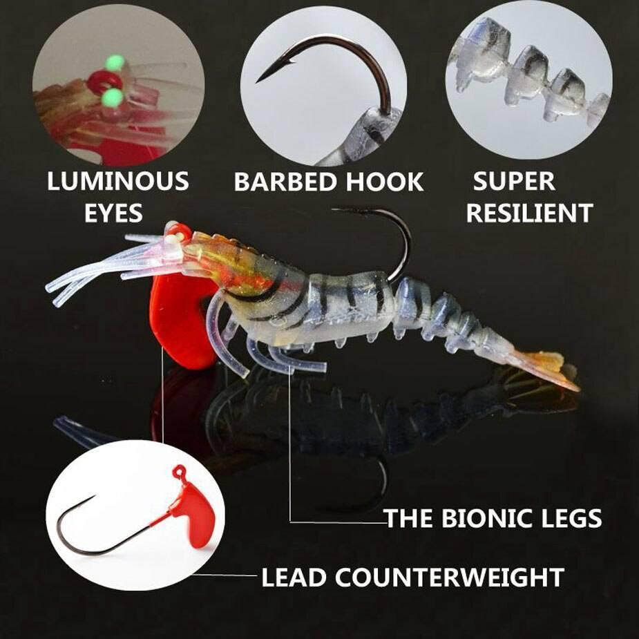 Способы ловли креветки и подбор ловушек