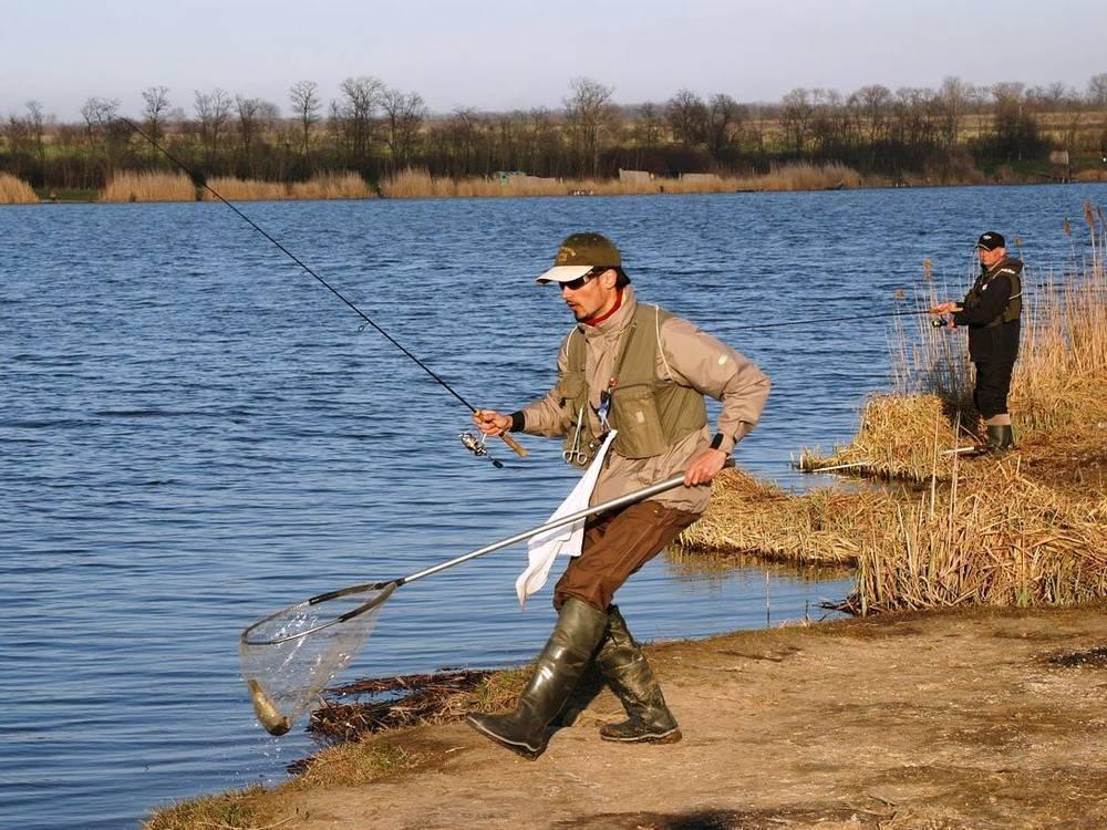Азы рыбной ловли