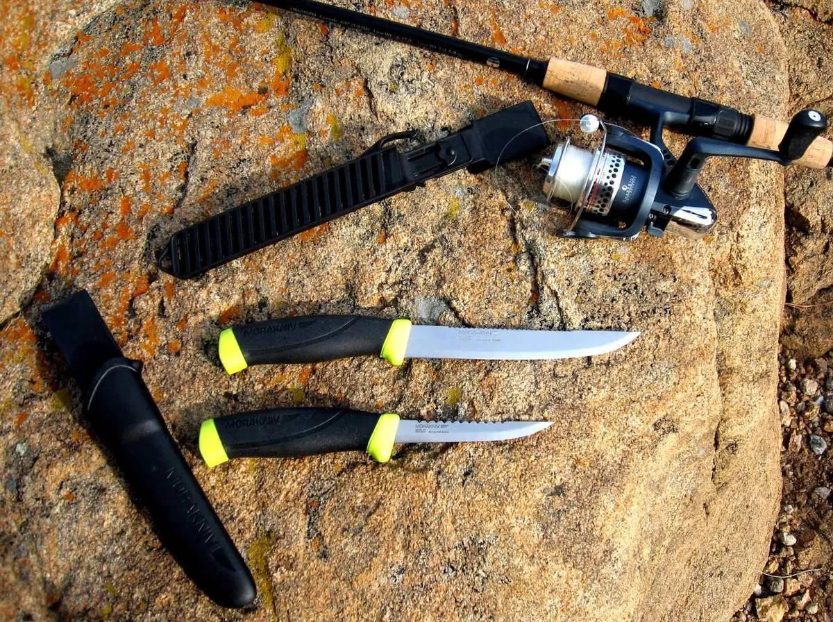 Ножи - всё о ножах: нож рыбака