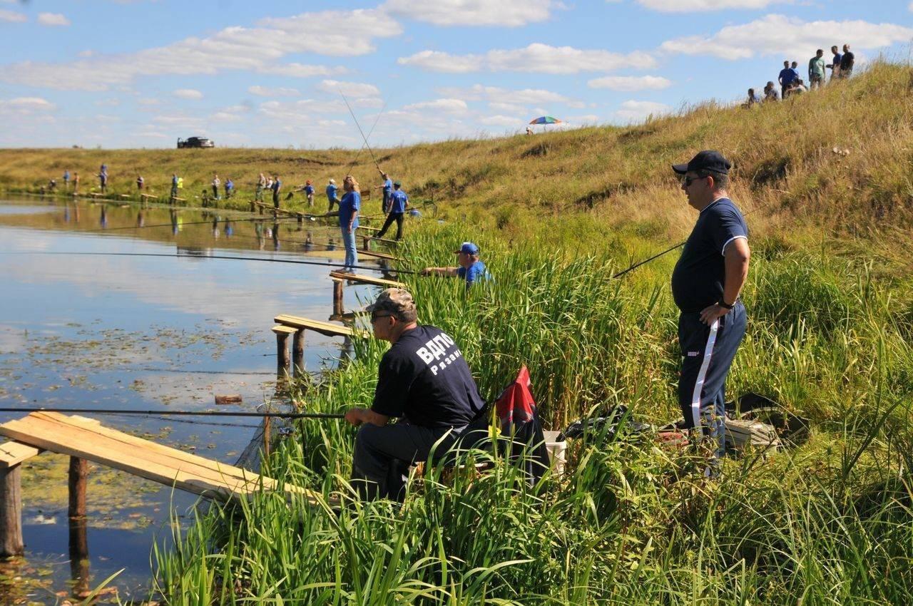 Платная рыбалка в рязанской области - обзор водоемов, цены и услуги
