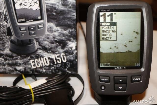 Эхолоты garmin — современные решения для рыбалки