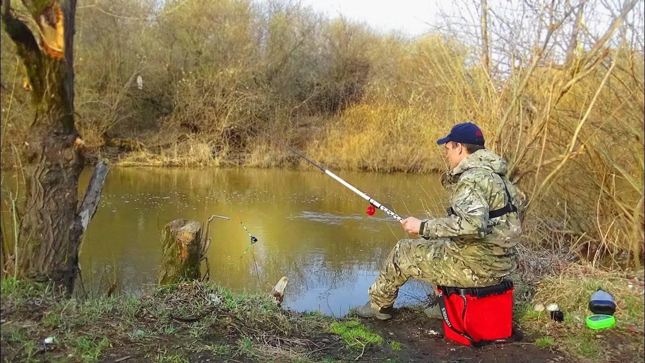 Ловля плотвы в апреле. особенности рыбалки. нерест