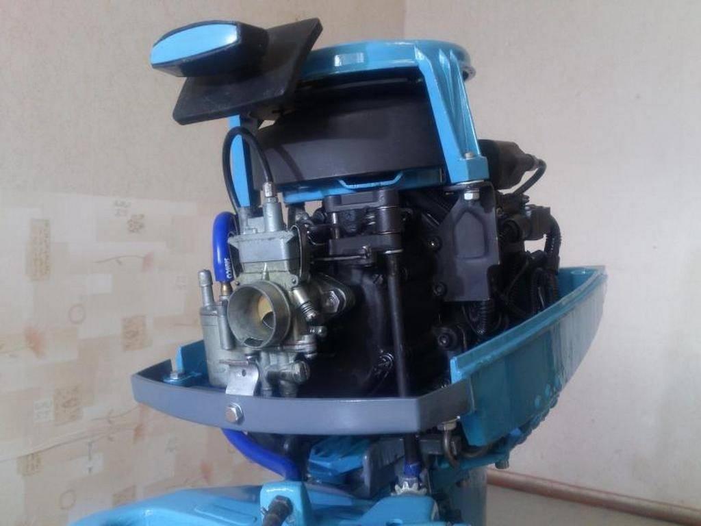 Самодельные лодочные моторы (продолжение – начало в № 5/2018)